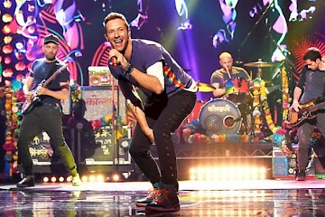"Live in concert: Coldplay ""A Head Full Of Dreams""-Tour"